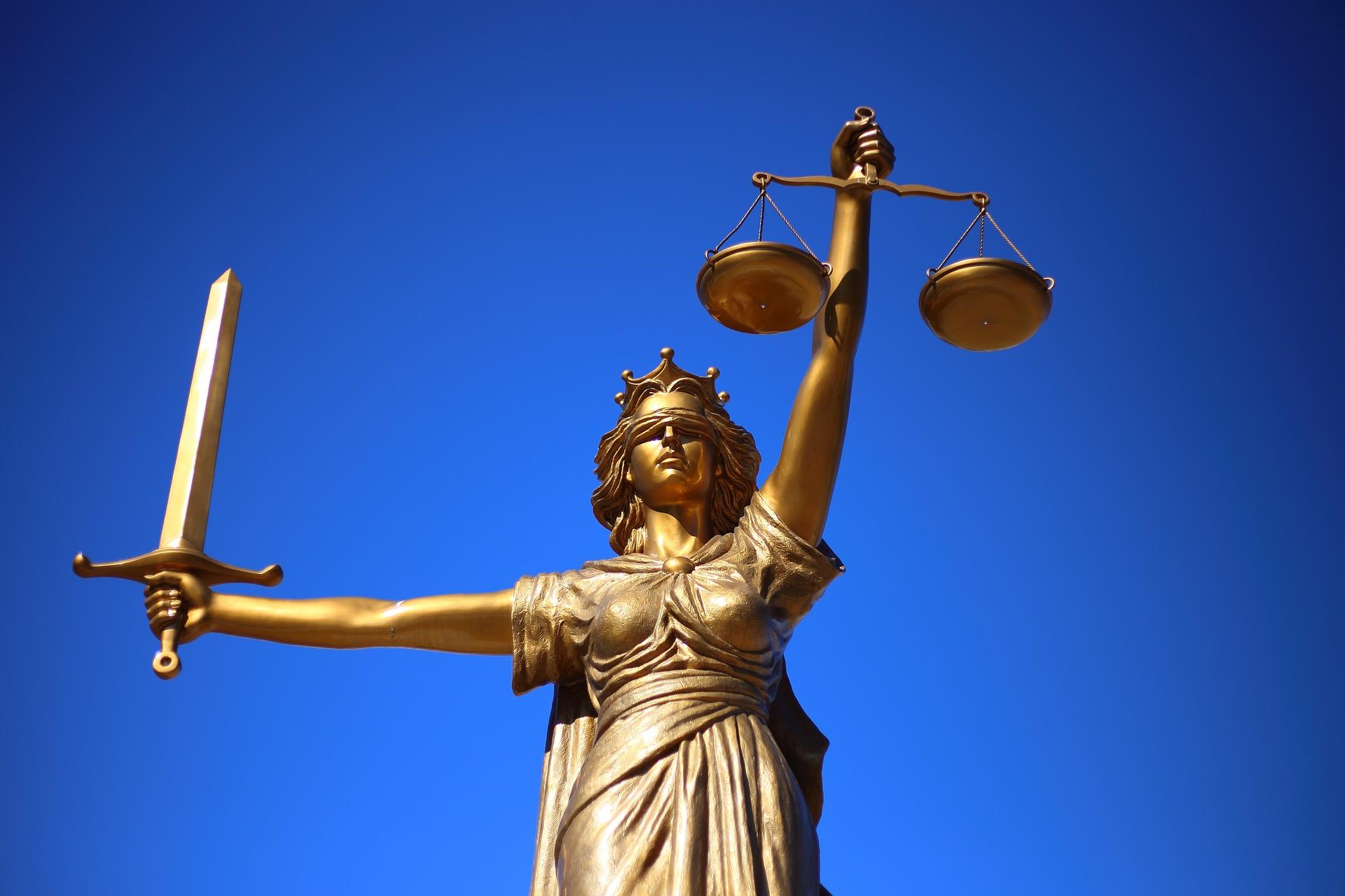 sprawiedliwość, Temida