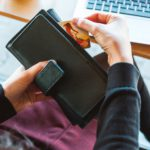 portfel, karta kredytowa